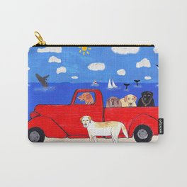 The Salty Dogs Carry-All Pouch