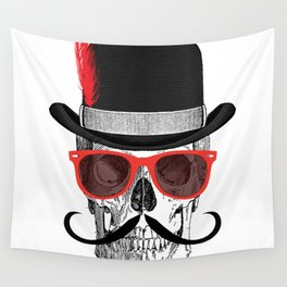 Cool Skull Wall Tapestry