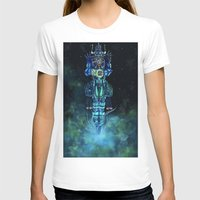architect T-shirts featuring Architect 1  by HourglassAxis