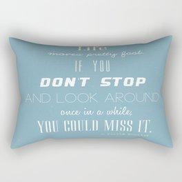 Ferris Bueller Rectangular Pillow