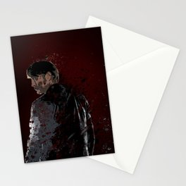 Hannibal Lecter TV Stationery Cards