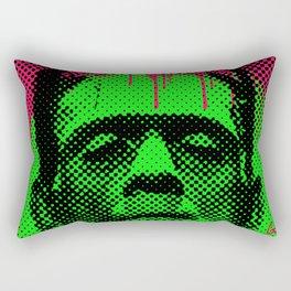 drippy Frank Rectangular Pillow
