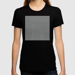 op art - corner T-shirt