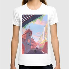 Colored City T-shirt