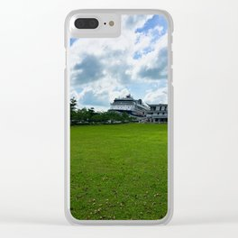 Singapore Cruise Ship Clear iPhone Case