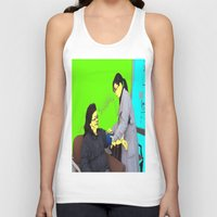 doctor Tank Tops featuring Doctor by lookiz