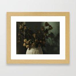 Decay… Framed Art Print