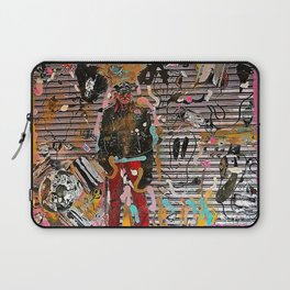 Still - Hanging Out In Coney Island Laptop Sleeve