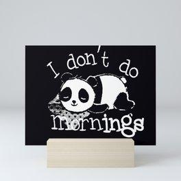 Panda #4 Mini Art Print