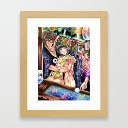 A Day to Remember Framed Art Print