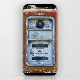 Not a Computing Pump iPhone Skin