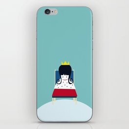Enjoy the silence  iPhone Skin