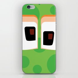 Bubble Beasts: Eerie Eucalyptus Tentacle & Paw Sanitizer iPhone Skin