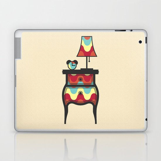 bedtime story Laptop & iPad Skin