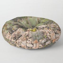 Budding Cactus Floor Pillow