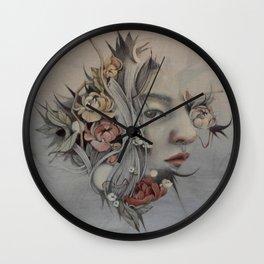 Nostalgia Series 2 : The Dusk Wall Clock