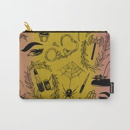 Queer Femme Fatale Carry-All Pouch