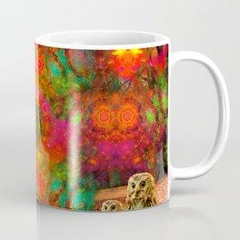 Sweet Baby Owl Spirits Coffee Mug