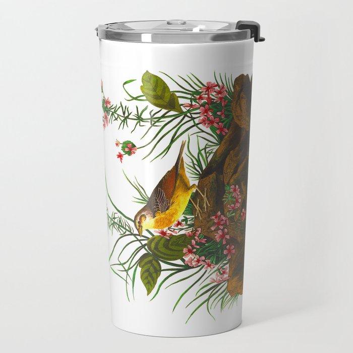 Yellow-winged Sparrow Travel Mug