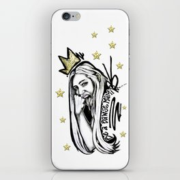 #STUKGIRL MADISEN iPhone Skin