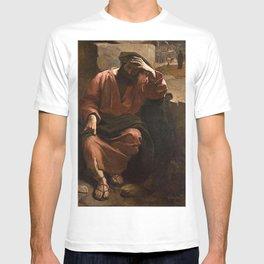 Jose Ferraz de Almeida Júnior - Judas' Remorse T-shirt