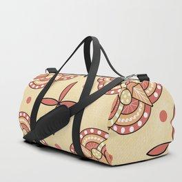 Mandalas in Pattern Duffle Bag