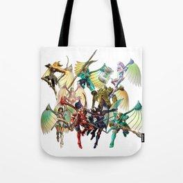 Legend of Dragoon Dragoons Tote Bag