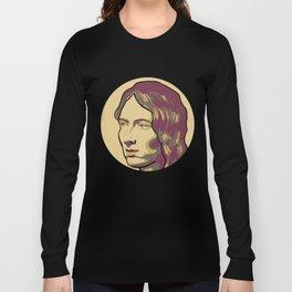 Emily Brontë Long Sleeve T-shirt