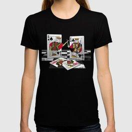 Siege Over Broken Hearts T-shirt