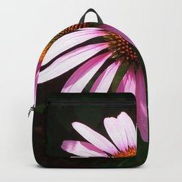 Purple Coneflower Emerging Backpack