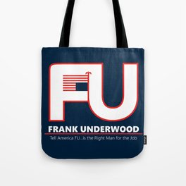 Full FU Logo Tote Bag