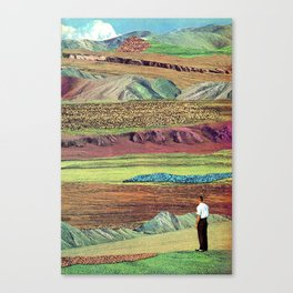 Things You Find in the Wild Canvas Print