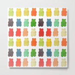 Gummy Metal Print