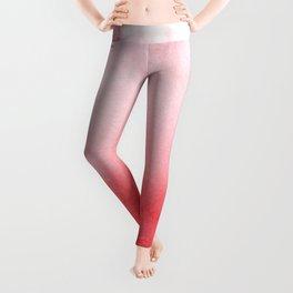 Field of Pink Leggings
