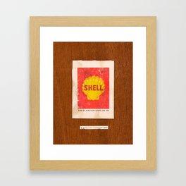Oh, Really? Framed Art Print