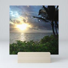 Hawaiian Light Mini Art Print