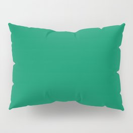 Jelly Bean Green Pillow Sham