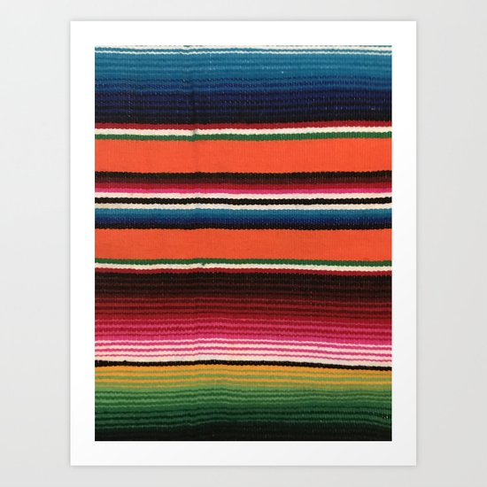BEAUTIFUL MEXICAN SERAPE by tsalaz1