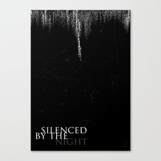 . . . The Night Canvas Print