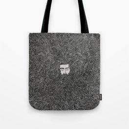 Lads' Hair Tote Bag