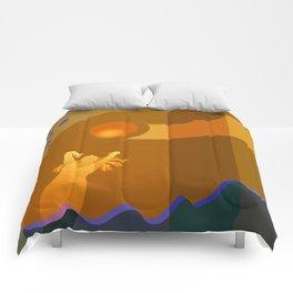 Golden Moments Comforters