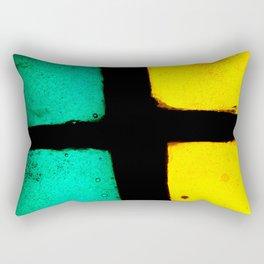 Light and Color III Rectangular Pillow
