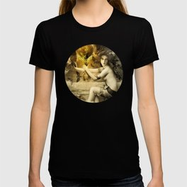 The Blessed Temperance, Gold T-shirt