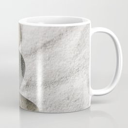 zen pebble line Coffee Mug