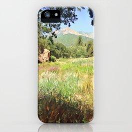 Santa Barbara Summer iPhone Case