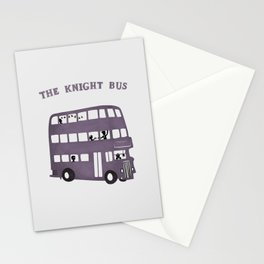 The Knight Bus Stationery Cards