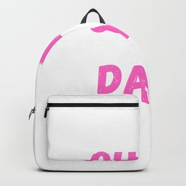 Oh my dayz pink Backpack