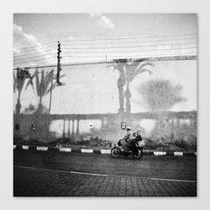 Medina riders Canvas Print