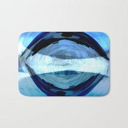 Blue Eye Bath Mat