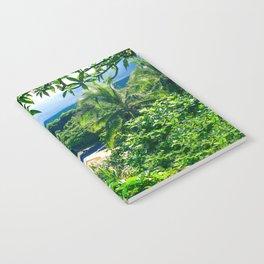 Hamoa Beach Hana Maui Hawaii Notebook